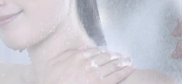 シャワー女子1