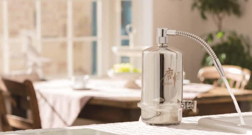 浄水器磨水Ⅳ設置画像
